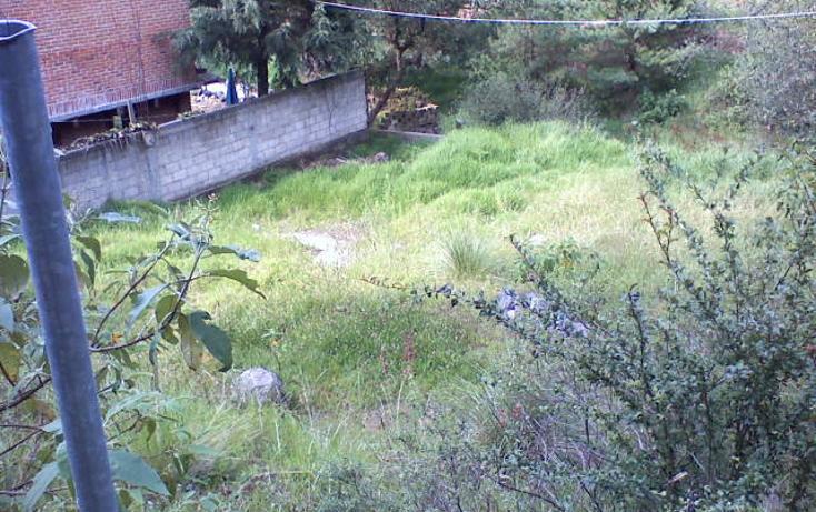Foto de terreno habitacional en venta en  , santiago yancuitlalpan, huixquilucan, méxico, 1071909 No. 03