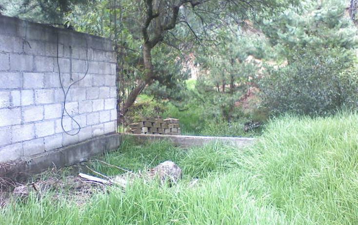 Foto de terreno habitacional en venta en  , santiago yancuitlalpan, huixquilucan, méxico, 1071909 No. 04