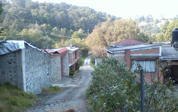 Foto de terreno habitacional en venta en  , santiago yancuitlalpan, huixquilucan, méxico, 1071909 No. 06