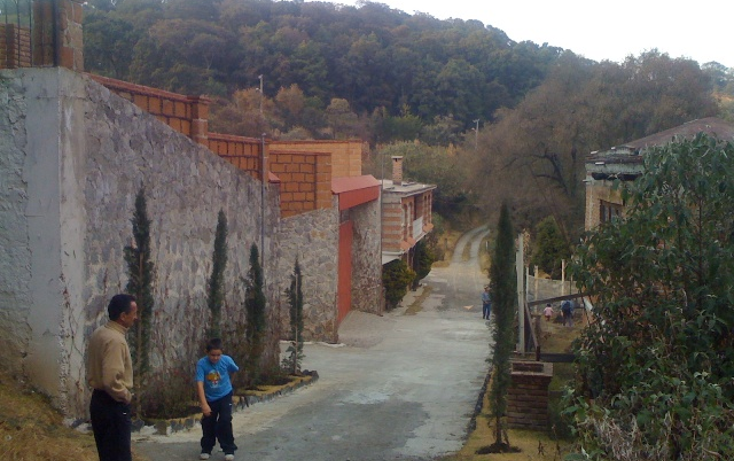 Foto de terreno habitacional en venta en  , santiago yancuitlalpan, huixquilucan, méxico, 1071909 No. 07