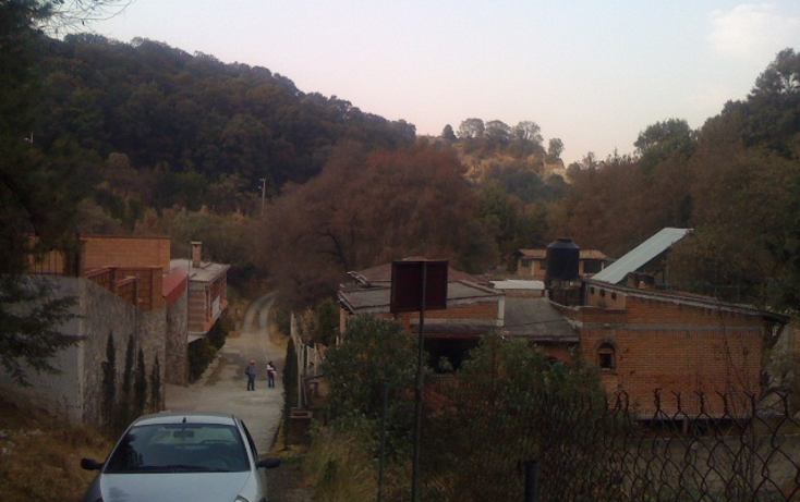 Foto de terreno habitacional en venta en  , santiago yancuitlalpan, huixquilucan, méxico, 1071909 No. 08