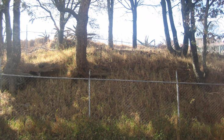 Foto de terreno habitacional en venta en  , santiago yancuitlalpan, huixquilucan, méxico, 1163467 No. 03