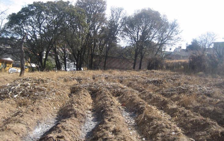 Foto de terreno habitacional en venta en  , santiago yancuitlalpan, huixquilucan, méxico, 1163467 No. 04