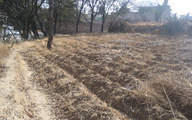 Foto de terreno habitacional en venta en  , santiago yancuitlalpan, huixquilucan, méxico, 1163467 No. 05