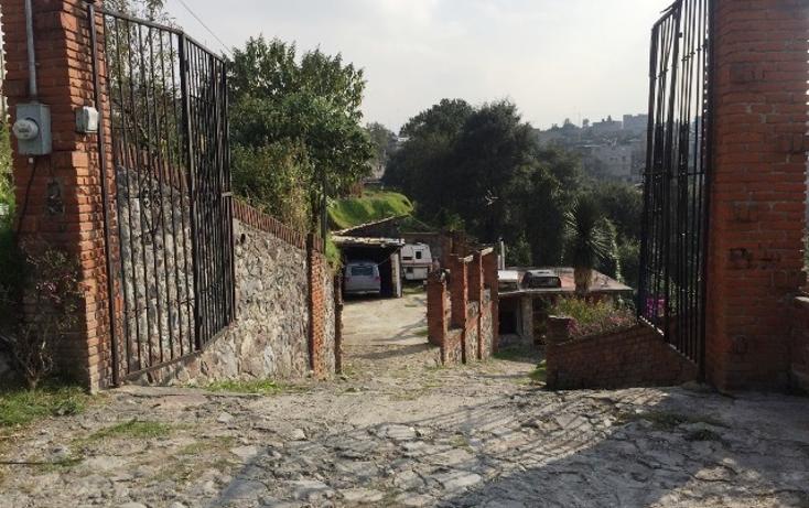 Foto de terreno habitacional en venta en  , santiago yancuitlalpan, huixquilucan, m?xico, 1657397 No. 15