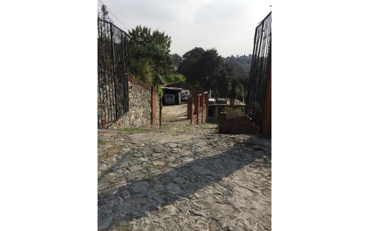 Foto de terreno habitacional en venta en  , santiago yancuitlalpan, huixquilucan, m?xico, 1657397 No. 16