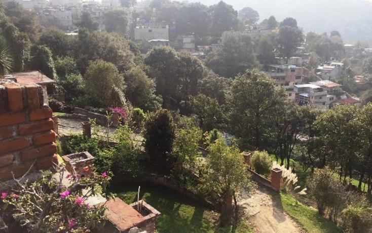 Foto de terreno habitacional en venta en  , santiago yancuitlalpan, huixquilucan, m?xico, 1657397 No. 17