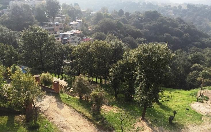 Foto de terreno habitacional en venta en  , santiago yancuitlalpan, huixquilucan, m?xico, 1657397 No. 19