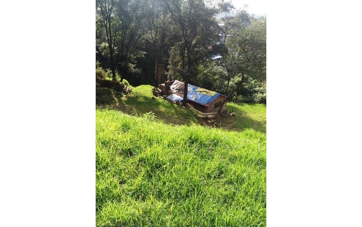 Foto de terreno habitacional en venta en  , santiago yancuitlalpan, huixquilucan, m?xico, 1657397 No. 20