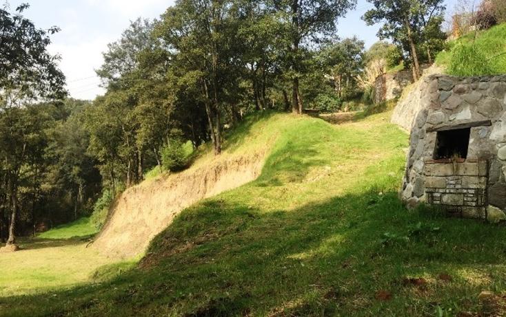 Foto de terreno habitacional en venta en  , santiago yancuitlalpan, huixquilucan, m?xico, 1657397 No. 21