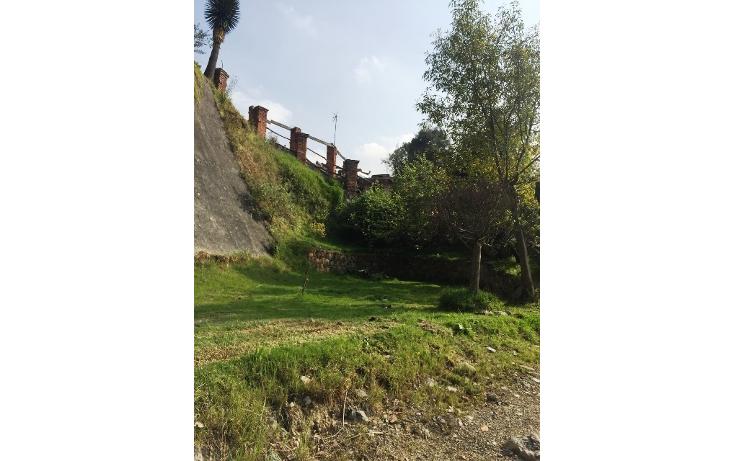 Foto de terreno habitacional en venta en  , santiago yancuitlalpan, huixquilucan, m?xico, 1657397 No. 23