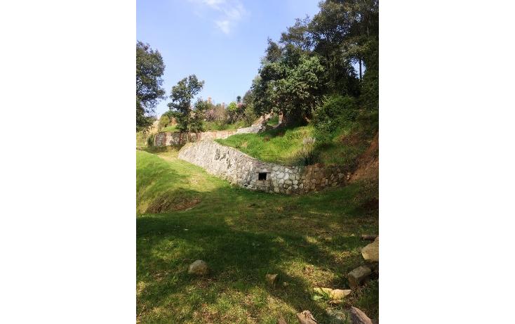 Foto de terreno habitacional en venta en  , santiago yancuitlalpan, huixquilucan, m?xico, 1657397 No. 26