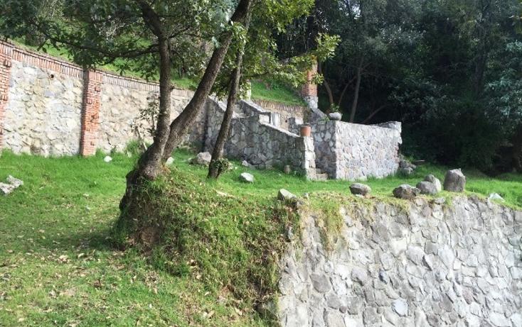 Foto de terreno habitacional en venta en  , santiago yancuitlalpan, huixquilucan, m?xico, 1657397 No. 27