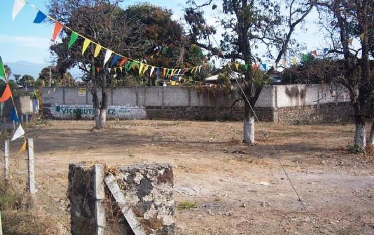 Foto de terreno habitacional en venta en  , santiago, yautepec, morelos, 1751596 No. 03