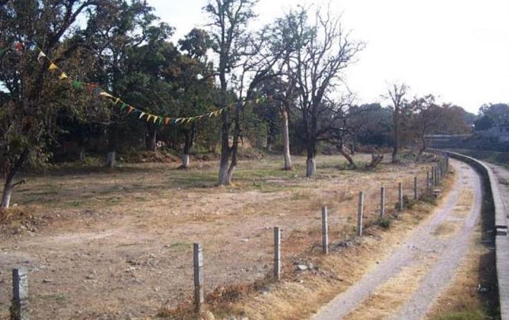 Foto de terreno habitacional en venta en  , santiago, yautepec, morelos, 1751596 No. 04