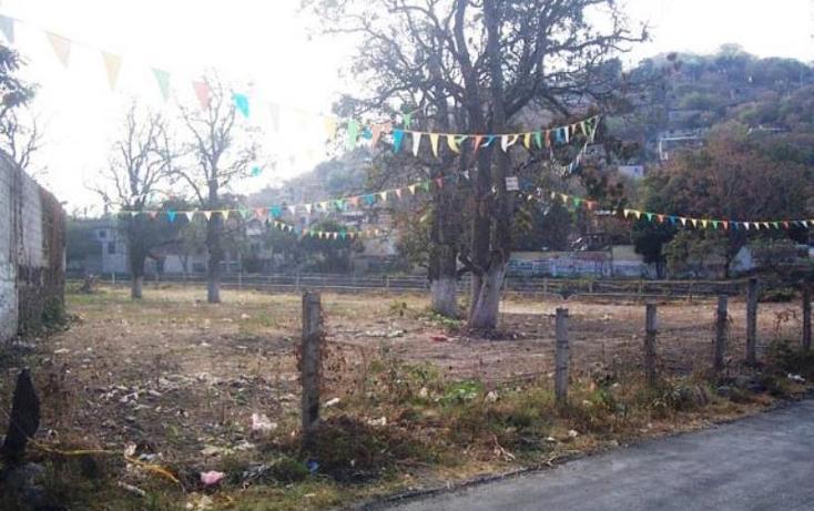 Foto de terreno habitacional en venta en  , santiago, yautepec, morelos, 1751596 No. 06