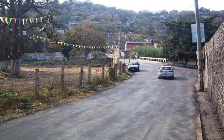 Foto de terreno habitacional en venta en  , santiago, yautepec, morelos, 1751596 No. 07