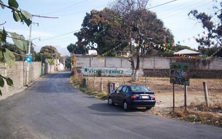 Foto de terreno habitacional en venta en  , santiago, yautepec, morelos, 1751596 No. 08
