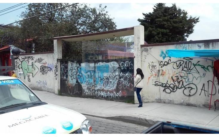 Foto de terreno habitacional en renta en  , santiaguito, metepec, méxico, 1069377 No. 01