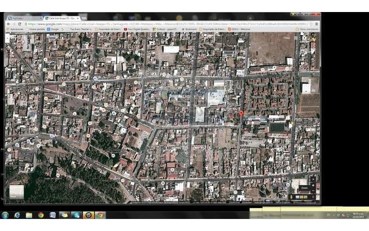 Foto de terreno habitacional en renta en  , santiaguito, metepec, méxico, 1069377 No. 10