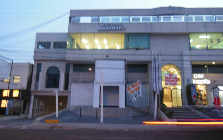 Foto de oficina en renta en  , santiaguito, metepec, méxico, 1314743 No. 01