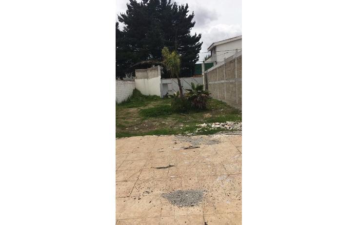 Foto de terreno habitacional en venta en  , santiaguito, metepec, méxico, 1932474 No. 03