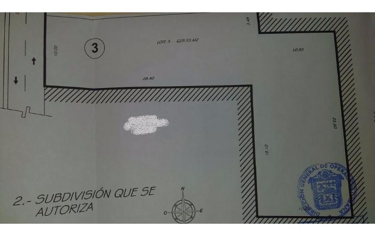 Foto de terreno habitacional en venta en  , santiaguito, metepec, méxico, 1932474 No. 04