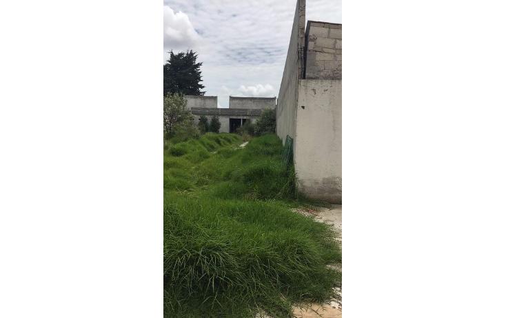 Foto de terreno habitacional en venta en  , santiaguito, metepec, méxico, 1932474 No. 05