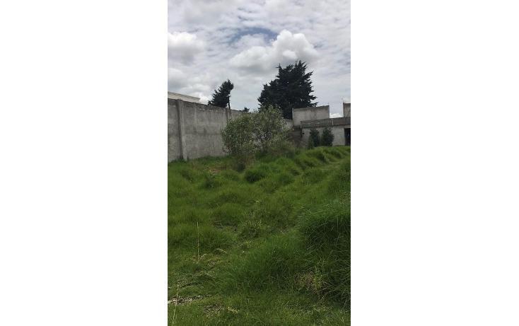 Foto de terreno habitacional en venta en  , santiaguito, metepec, méxico, 1932474 No. 06