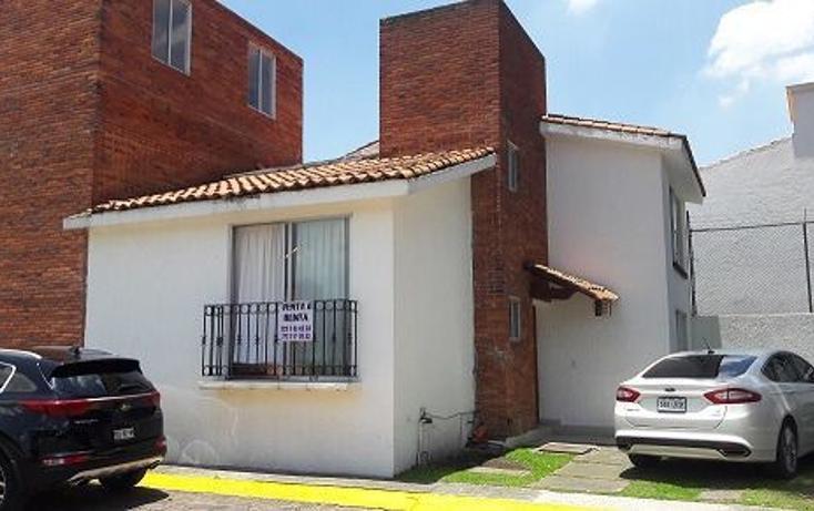 Foto de casa en venta en  , santiaguito, metepec, méxico, 3425845 No. 01