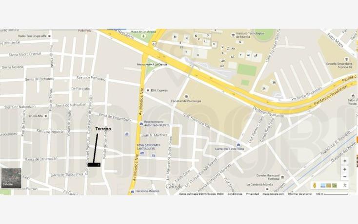 Foto de terreno habitacional en venta en  , santiaguito, morelia, michoacán de ocampo, 2706129 No. 02