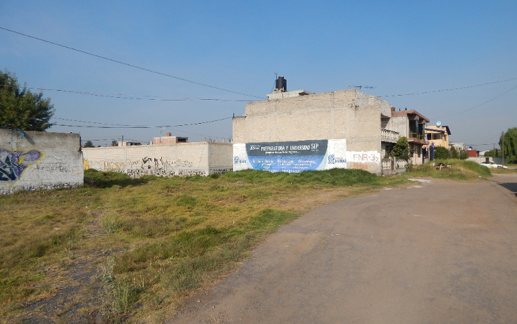 Foto de terreno habitacional en venta en  , santiaguito, ocoyoacac, méxico, 1109511 No. 01