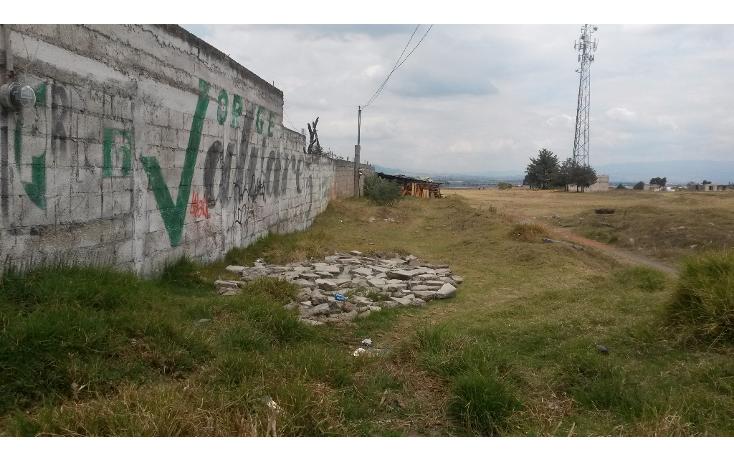 Foto de terreno habitacional en venta en  , santiaguito tlalcilalcali, almoloya de juárez, méxico, 1289221 No. 01