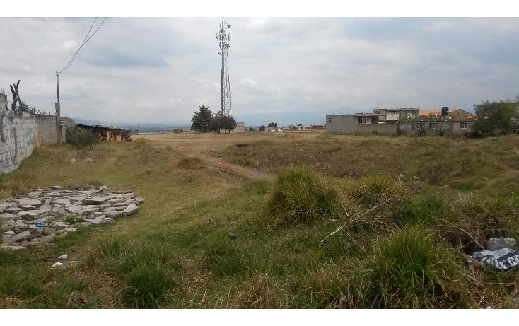 Foto de terreno habitacional en venta en  , santiaguito tlalcilalcali, almoloya de juárez, méxico, 1289221 No. 02