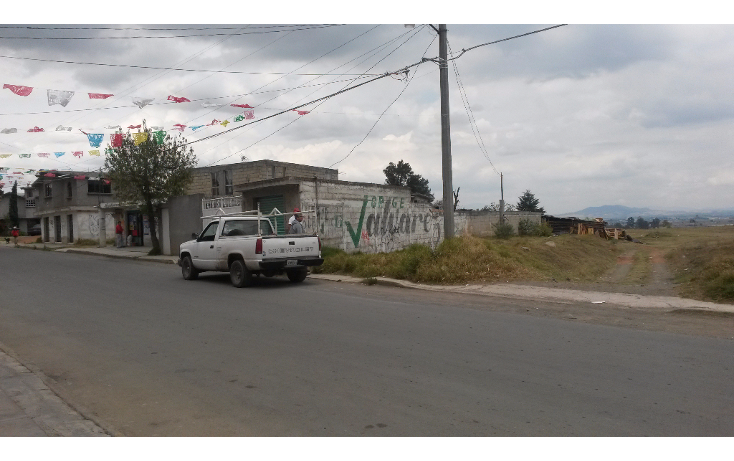 Foto de terreno habitacional en venta en  , santiaguito tlalcilalcali, almoloya de juárez, méxico, 1289221 No. 11