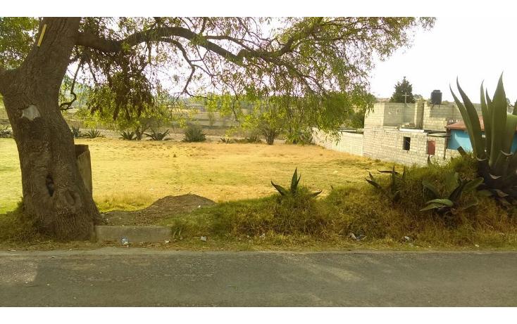 Foto de terreno habitacional en venta en  , santiaguito tlalcilalcali, almoloya de juárez, méxico, 1297967 No. 01