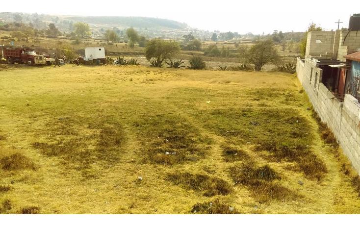 Foto de terreno habitacional en venta en  , santiaguito tlalcilalcali, almoloya de juárez, méxico, 1297967 No. 02