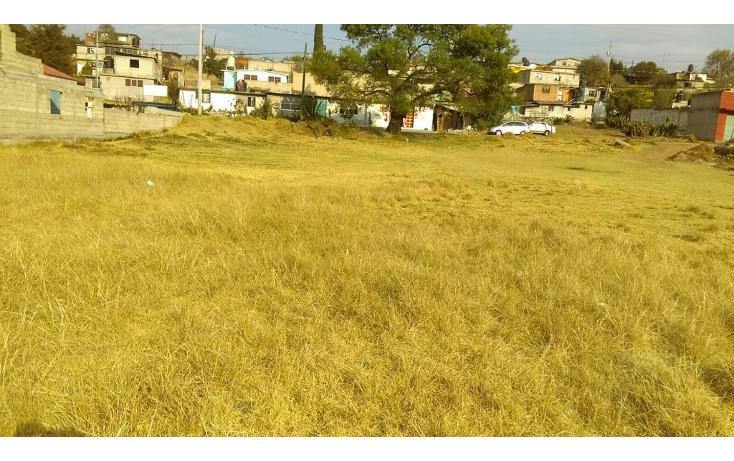 Foto de terreno habitacional en venta en  , santiaguito tlalcilalcali, almoloya de juárez, méxico, 1297967 No. 03