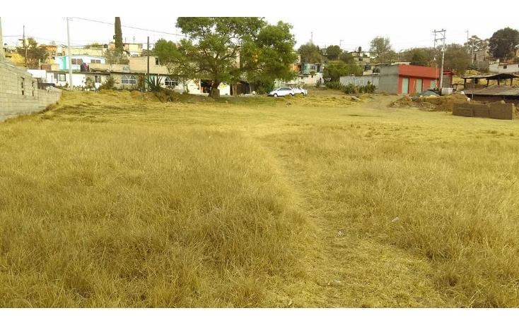 Foto de terreno habitacional en venta en  , santiaguito tlalcilalcali, almoloya de juárez, méxico, 1297967 No. 04