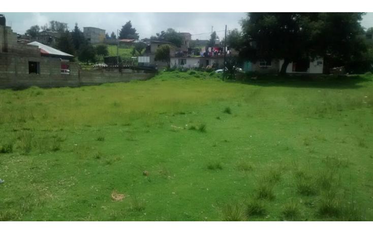 Foto de terreno habitacional en venta en  , santiaguito tlalcilalcali, almoloya de juárez, méxico, 1297967 No. 06