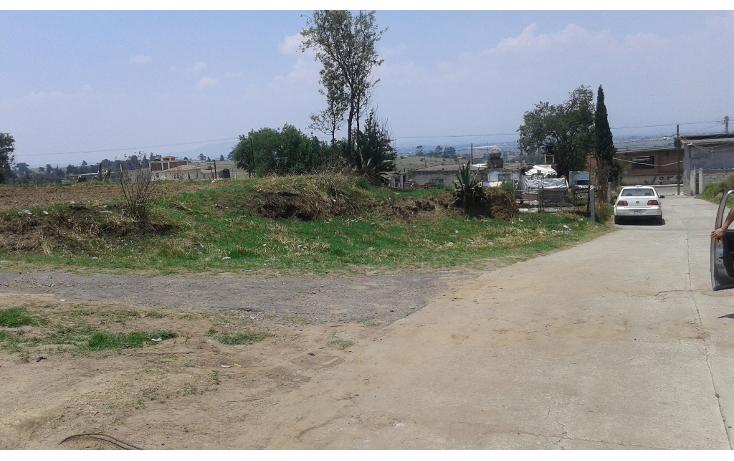 Foto de terreno habitacional en venta en  , santiaguito tlalcilalcali, almoloya de ju?rez, m?xico, 1941540 No. 08