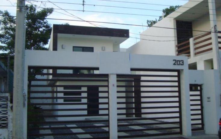 Foto de casa en venta en santo domingo 203, martock, tampico, tamaulipas, 1539666 no 01