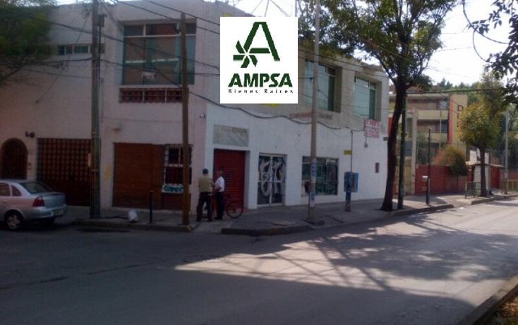 Foto de local en renta en  , santo domingo, azcapotzalco, distrito federal, 1276345 No. 01