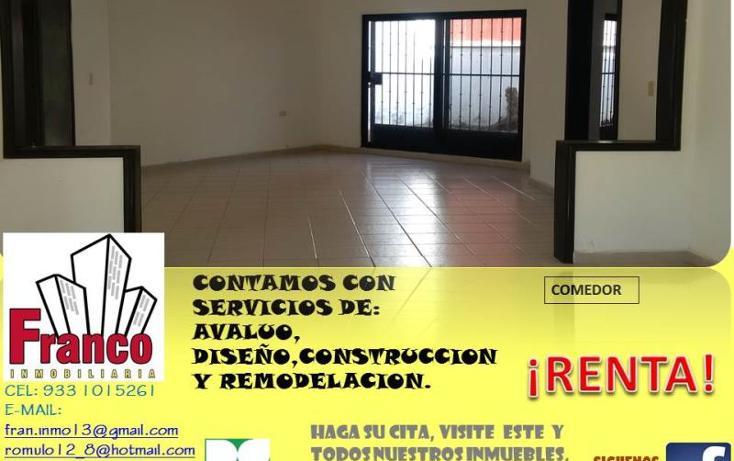 Foto de casa en renta en  , santo domingo, comalcalco, tabasco, 1181091 No. 06