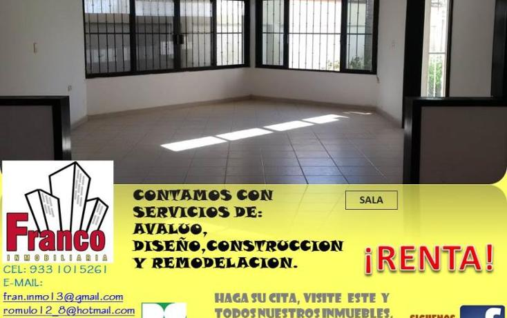 Foto de casa en renta en  , santo domingo, comalcalco, tabasco, 1181091 No. 07