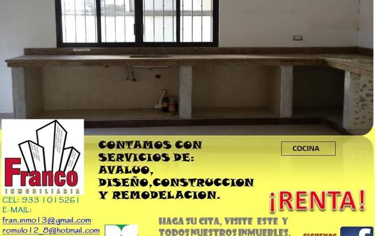 Foto de casa en renta en  , santo domingo, comalcalco, tabasco, 1181091 No. 08