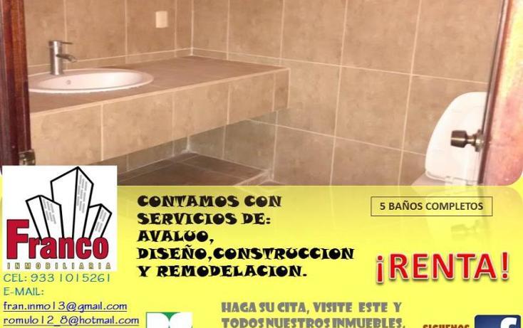 Foto de casa en renta en  , santo domingo, comalcalco, tabasco, 1181091 No. 10