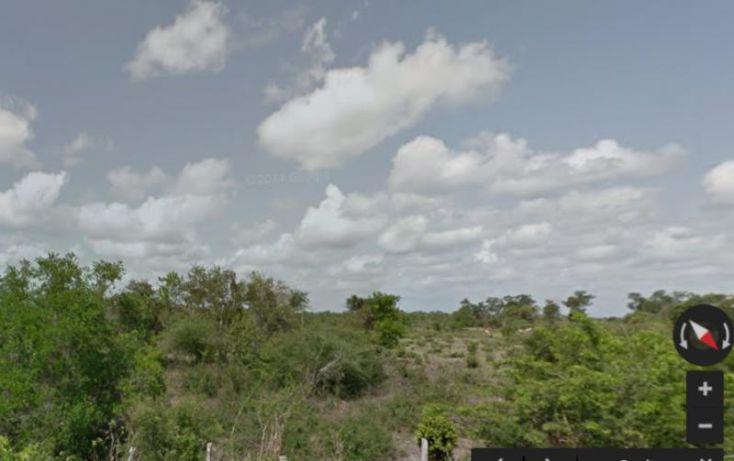 Foto de terreno habitacional en venta en santo domingo pial r472, tixmucuy, campeche, campeche, 1593838 no 02