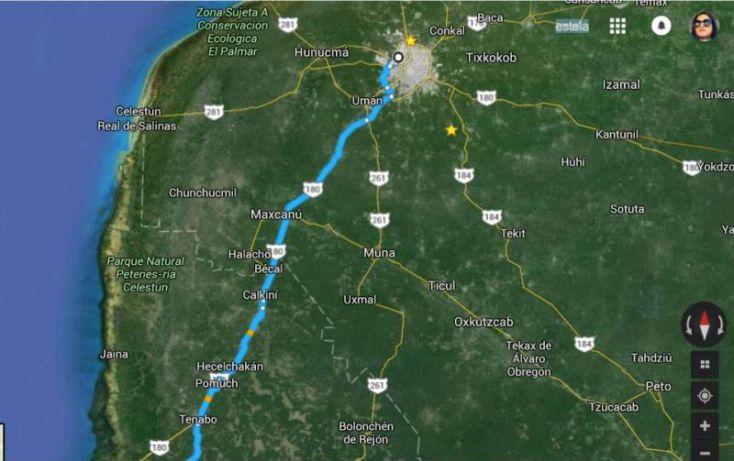 Foto de terreno habitacional en venta en santo domingo pial r472, tixmucuy, campeche, campeche, 1593838 no 10