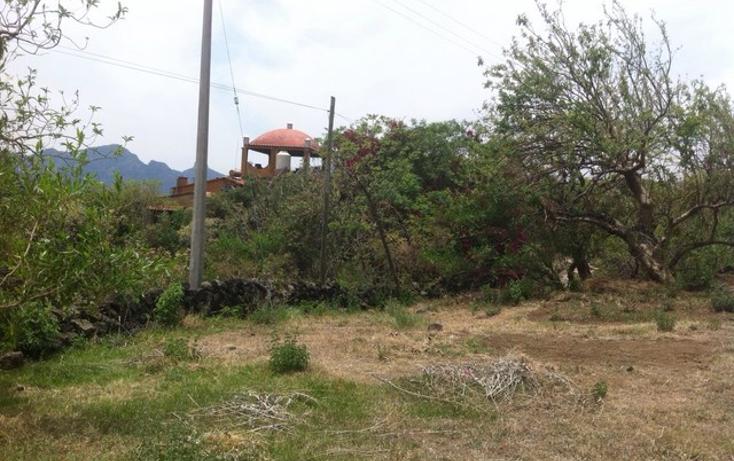 Foto de terreno habitacional en venta en  , santo domingo, tepoztlán, morelos, 1598242 No. 01